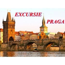 Excursie de lux la Praga